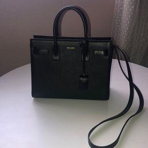 Handbags - Saint Laurent Sac De Jour Black- Baby size